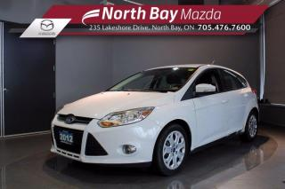 Used 2012 Ford Focus SE LOW KMS, Certified! - Click Here! Test Drive Appts Available! for sale in North Bay, ON