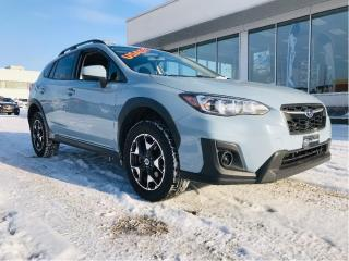 Used 2018 Subaru XV Crosstrek Convenience CVT,bluetooth,camera de recul for sale in Lévis, QC