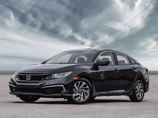 New 2020 Honda Civic Sedan EX for sale in Corner Brook, NL