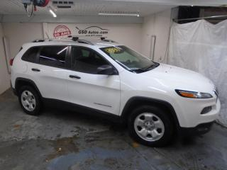 Used 2016 Jeep Cherokee Sport for sale in Ancienne Lorette, QC