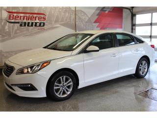 Used 2015 Hyundai Sonata GL for sale in Lévis, QC