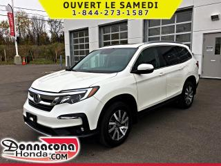 Used 2019 Honda Pilot EX-L Navi *GARANTIE GLOBALE 2022 OU 100 for sale in Donnacona, QC