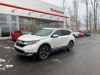 Used 2018 Honda CR-V Touring AWD *GARANTIE 10 ANS / 200 000 K for sale in Donnacona, QC
