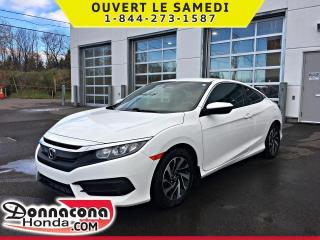 Used 2016 Honda Civic LX *GARANTIE 10 ANS / 200 000 KM* for sale in Donnacona, QC
