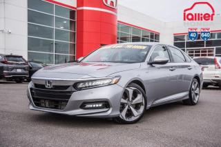 Used 2019 Honda Accord GARANTIE LALLIER MOTO-PROPULSEUR 10ANS/200,000 KIL LE PLUS BEAU CHOIX D ACCORD AU QUEBEC for sale in Terrebonne, QC