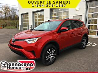 Used 2016 Toyota RAV4 LE *AUCUNE RECLAMATION D'ASSURANCE* for sale in Donnacona, QC