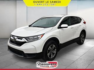 Used 2019 Honda CR-V LX AWD *GARANTIE 10 ANS / 200 000 KM* for sale in Donnacona, QC