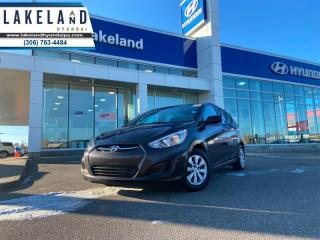 Used 2015 Hyundai Accent GL  - $86 B/W for sale in Prince Albert, SK