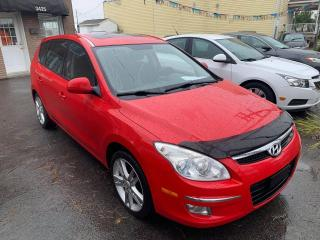 Used 2010 Hyundai Elantra Touring Familiale 4 portes Auto GLS Sport for sale in Pointe-Aux-Trembles, QC