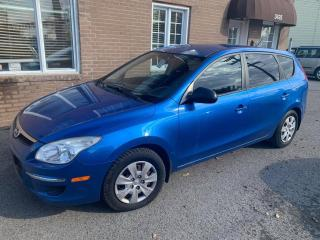 Used 2009 Hyundai Elantra Touring L Familiale automatique 4 portes for sale in Pointe-Aux-Trembles, QC