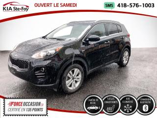 Used 2018 Kia Sportage * LX* AWD* CAMERA DE RECUL* BLUETOOTH* U for sale in Québec, QC