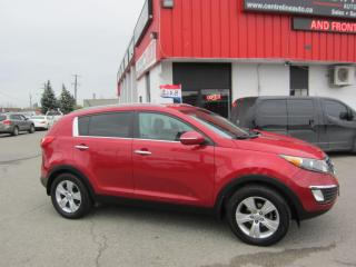 Used 2011 Kia Sportage EX $8,995+HST+LIC FEE / CLEAN CARFAX / CERTIFIED for sale in North York, ON