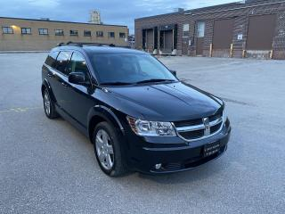 Used 2010 Dodge Journey SXT I 7PASSANGER I NAVIGATION for sale in Toronto, ON