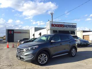 Used 2017 Hyundai Tucson 2.99% Financing - AWD - NAVI - PANO ROOF - LEATHER for sale in Oakville, ON