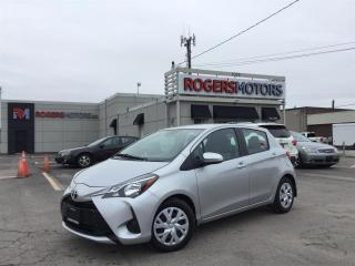 Used 2018 Toyota Yaris 2.99% Financing - LE - HATCH - REVERSE CAM - HTD SEATS for sale in Oakville, ON