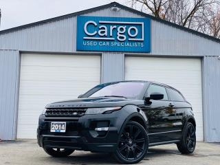 Used 2014 Land Rover Evoque Dynamic for sale in Stratford, ON
