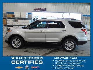 Used 2015 Ford Explorer 4 RM, 4 PORTES XLT NAV for sale in Amos, QC