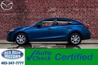 Used 2018 Mazda MAZDA3 GX Skyactiv Sedan BCam for sale in Red Deer, AB