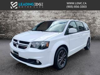 Used 2018 Dodge Grand Caravan GT Leather, Heated Seats, Heated Steering for sale in Woodbridge, ON