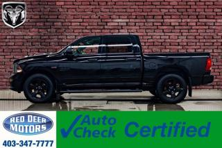Used 2019 RAM 1500 4x4 Crew Cab Classic Express BCam for sale in Red Deer, AB
