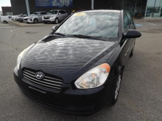 Used 2009 Hyundai Accent 4dr Sdn Auto GL,A/C,PRISE AUX for sale in Mirabel, QC