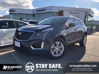 New 2021 Cadillac XT5 AWD Luxury for sale in Winnipeg, MB