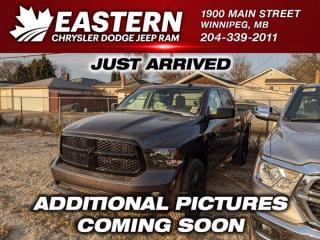 New 2020 RAM 1500 Classic Express for sale in Winnipeg, MB