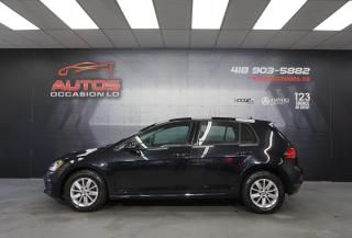 Used 2015 Volkswagen Golf TRENDLINE TSI AUTO MAGS SIÈGES BLUETOOTH 63 804 KM for sale in Lévis, QC