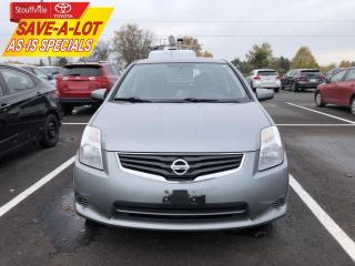 Used 2010 Nissan Sentra 2.0 AS-IS - 2 SETS OF TIRES for sale in Stouffville, ON