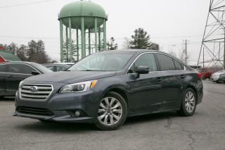 Used 2016 Subaru Legacy 2.5i Touring Package 6SPD MANUAL | TOURING PKG for sale in Stittsville, ON