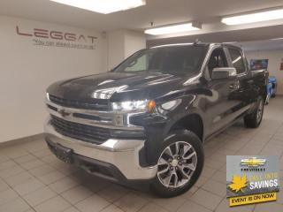 New 2021 Chevrolet Silverado 1500 LT - Leather Seats for sale in Burlington, ON