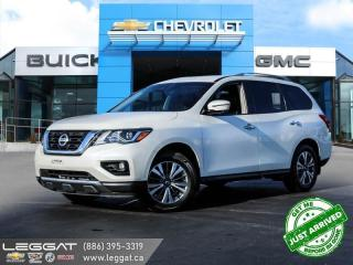 Used 2017 Nissan Pathfinder SL CLEAN HISTORY! | HEATED SEATS! for sale in Burlington, ON