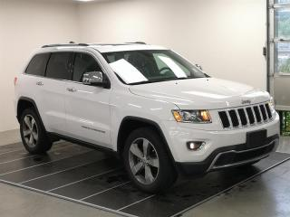 Used 2016 Jeep Grand Cherokee 4x4 Limited for sale in Port Moody, BC