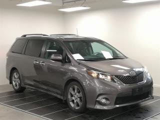 Used 2014 Toyota Sienna SE 8-pass V6 6A for sale in Port Moody, BC
