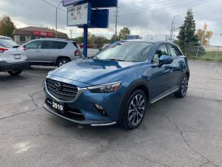 Used 2019 Mazda CX-3 GT for sale in Brantford, ON