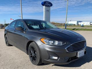 Used 2019 Ford Fusion SE for sale in Harriston, ON