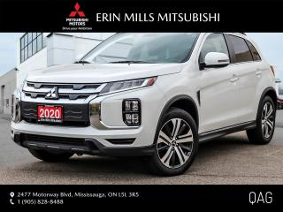 Used 2020 Mitsubishi RVR 2.4L AWC GT|NO ACCIDENTS|CARPLAY|LEATHER|ROOF for sale in Mississauga, ON