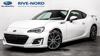 Used 2017 Subaru BRZ Sport-tech NAVI+PUSH.TO.START+HID for sale in Boisbriand, QC