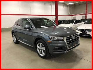 Used 2018 Audi Q5 PROGERESSIV NAVIGATION PANORAMIC CARPLAY for sale in Vaughan, ON