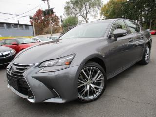 Used 2016 Lexus GS 350 GS 350 AWD|NAVIGATION|56KM|ONE OWNER|COOLED SEATS for sale in Burlington, ON
