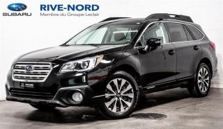 Used 2017 Subaru Outback Limited NAVI+CUIR+TOIT.OUVRANT for sale in Boisbriand, QC
