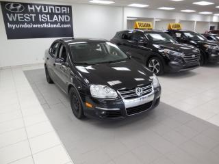 Used 2010 Volkswagen Jetta 2.0T WOLFSBURG AUTO TOIT A/C GROUPE ÉLEC for sale in Dorval, QC