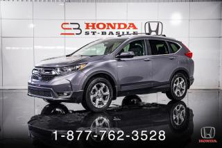 Used 2017 Honda CR-V EX + AWD + TOIT + MAGS + WOW! for sale in St-Basile-le-Grand, QC