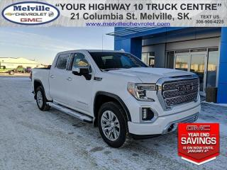 New 2021 GMC Sierra 1500 Denali for sale in Melville, SK
