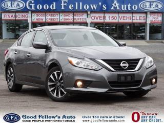 Used 2017 Nissan Altima SV MODEL, REARVIEW CAMERA, HEATED & POWER SEATS for sale in Toronto, ON