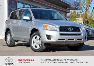 Used 2012 Toyota RAV4 FWD TOURING BAS KM! TOIT OUVRANT! for sale in Pointe-Claire, QC