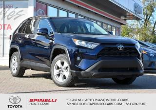 Used 2019 Toyota RAV4 Xle Fwd Mags, Toit for sale in Pointe-Claire, QC