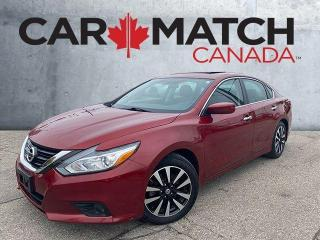 Used 2018 Nissan Altima 2.5 SV / NO ACCIDENTS / SUNROOF for sale in Cambridge, ON