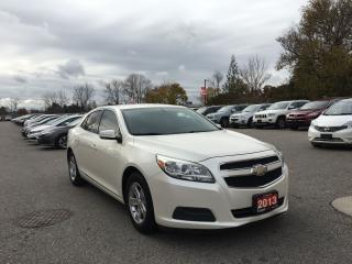 Used 2013 Chevrolet Malibu LT. EXTRA WINTER TIRES-EXCELLENT CONDITION for sale in London, ON
