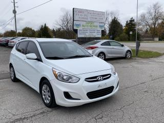 Used 2015 Hyundai Accent GL for sale in Komoka, ON